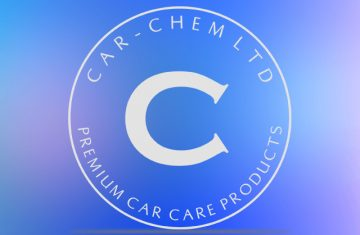 carchem logo uk car care products